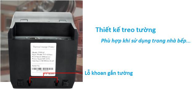 Máy in hóa đơn FILIX POS FI369ULW - ảnh 4