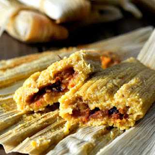 Oil Free Vegan Tamales.