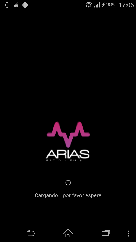Fm Arias 91.1- screenshot