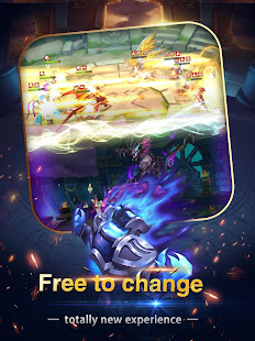Hack Game Elf Legend apk free