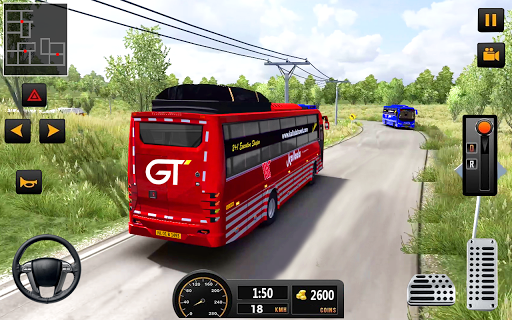 City Coach Bus Driving Simulator: Driving Games 3D 1.1 screenshots 11