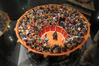 Photo: alle figurer er håndlavede
