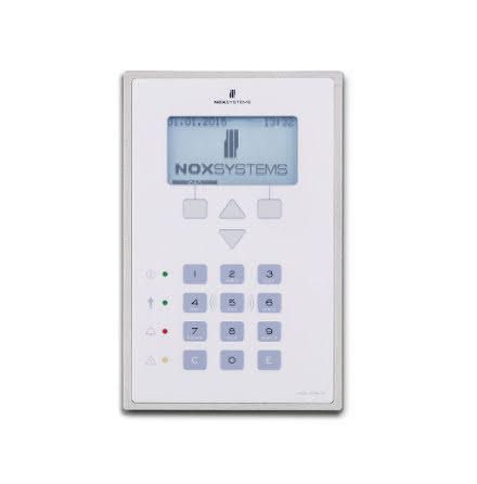 NOX CPA-M G3 Manöverpanel med kortläsare och LCD