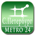 Saint Petersburg (Metro 24) icon