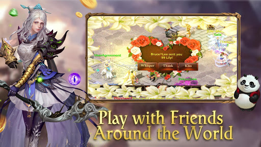 Conquer Online - MMORPG Action Game 1.0.7.8 screenshots 19
