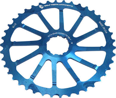 Wolf Tooth 42T Giant Cog, Clearance alternate image 1