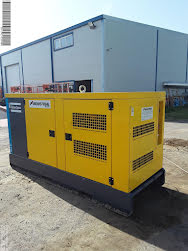 Picture of a ATLAS COPCO QES85