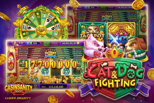 Casinsanity Slots u2013 Free Casino Pop Games screenshots 18