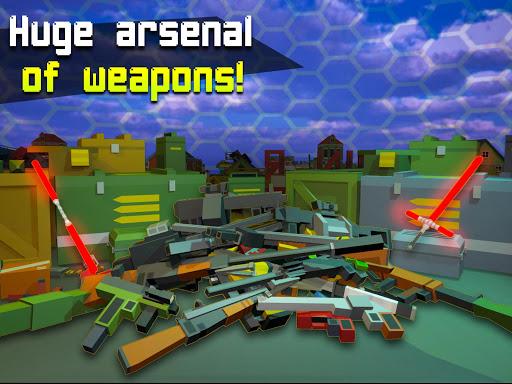 Pixel Fury: Multiplayer in 3D 13.0 screenshots 10