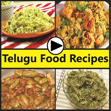 Download telugu food recipes videos apk latest version app for telugu food recipes videos poster forumfinder Image collections