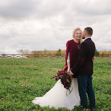 Wedding photographer Darya Potapova (potapova). Photo of 27.01.2017