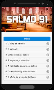 Salmo 91 - náhled
