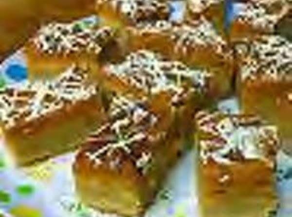Pumpkin Pie Snickerdoodle Bars Recipe