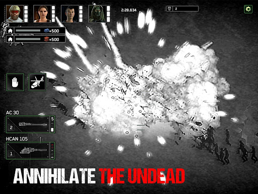 Zombie Gunship Survival apkslow screenshots 10