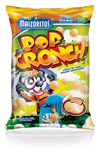 Cereal Maizoritos Pop Cronch 240Gr