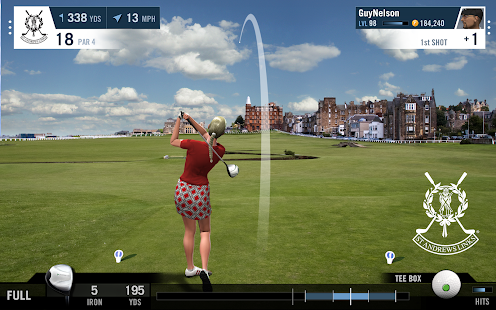 WGT Golf Game por Topgolf: miniatura de captura de pantalla