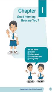 Bahasa Inggris Kelas 7 - náhled