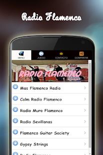 Flamenco Music Radio - náhled