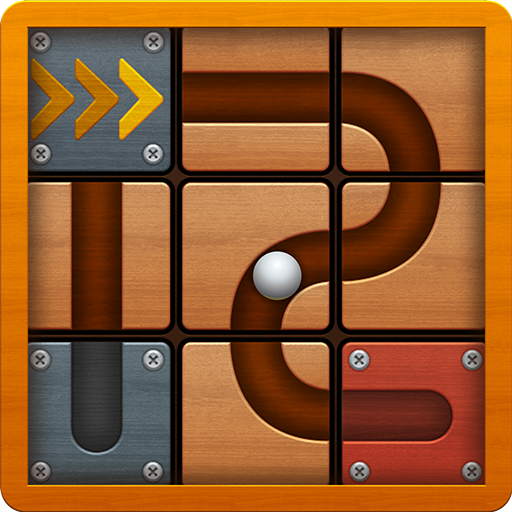 Roll the Ball®: slide puzzle 2 (game)