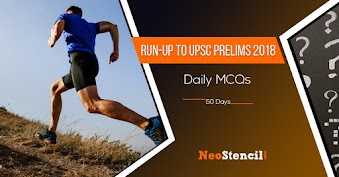 Run-up to UPSC Prelims 2019: Daily MCQs