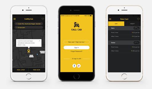 玩免費遊戲APP|下載Call My Cab - User app不用錢|硬是要APP