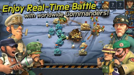 World War Arena  captures d'u00e9cran 2
