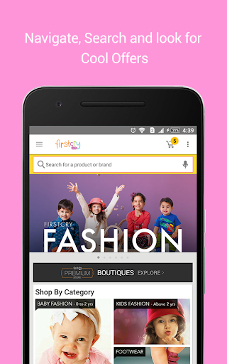 FirstCry Baby & Kids Shopping, Fashion & Parenting 79 screenshots 2