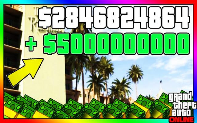 Free GTA 5 Money Glitch by TG468