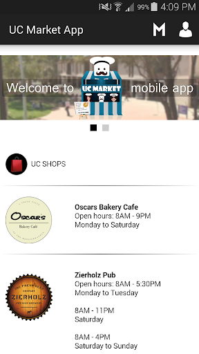 UC Market App