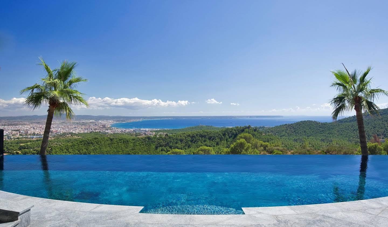 Maison avec piscine et terrasse Palma