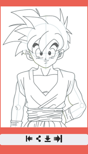 How to Draw All Dragon Ball Z Characters for PC