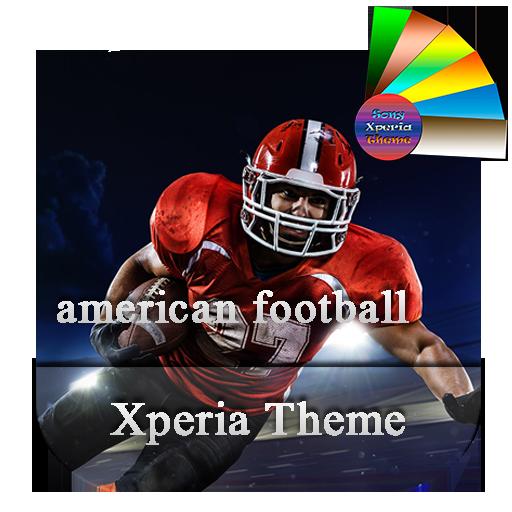 Xperia™American Football Theme