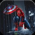 Tip Spider Man Captain America