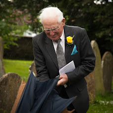 Wedding photographer Richard Maidment (richardmaidment). Photo of 16.03.2015