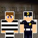 Prison Escape Craft Maps icon