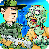 Stupid Zombies Tsunami Vs SWAT - Defense & Battle