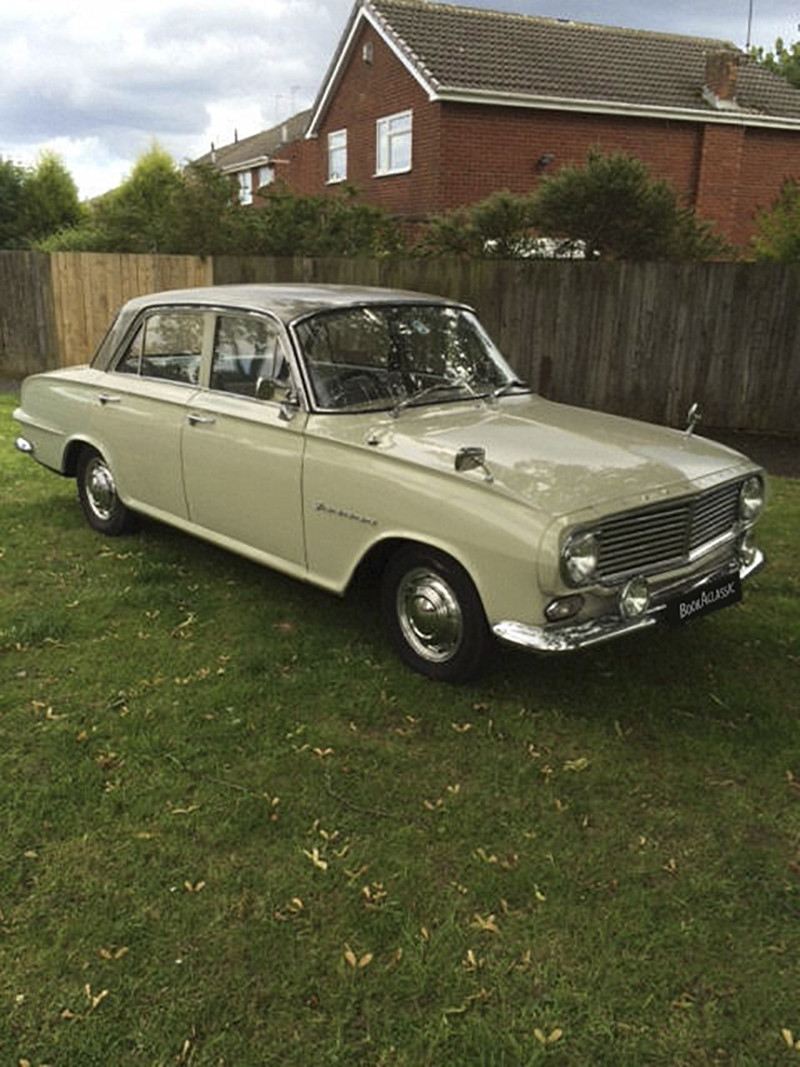 Vauxhall Victor Fb Deluxe Hire Newcastle Upon Tyne