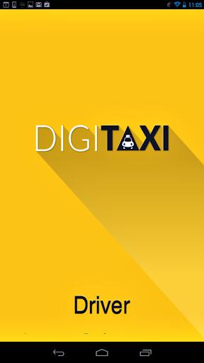DigiTaxi driver ©
