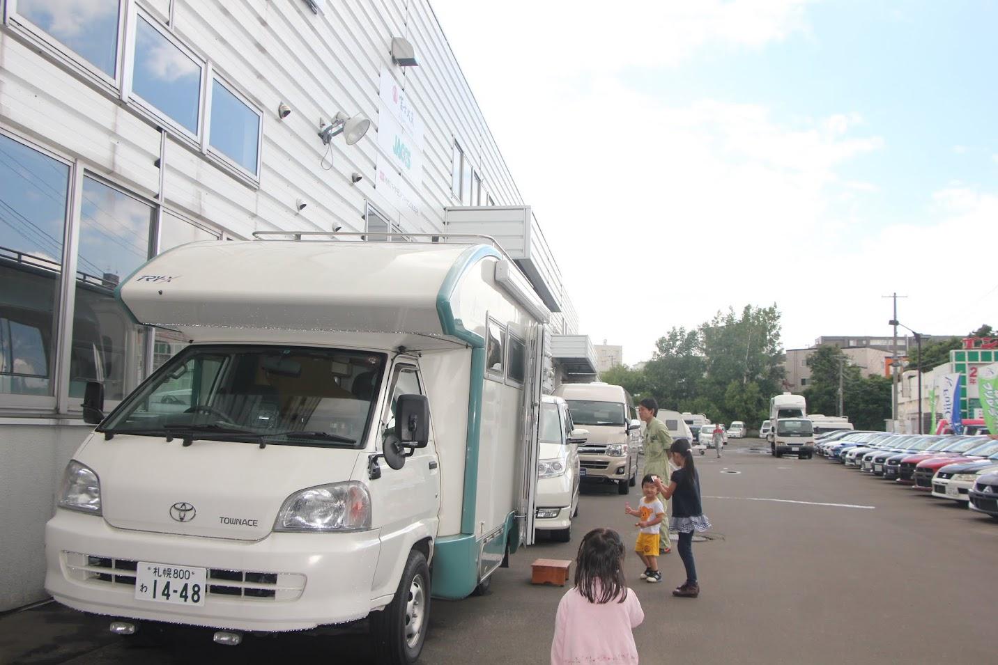 北海道露營車之旅:露營車的選擇&心得 @ 娃娃魚的自言自語 :: 痞客邦