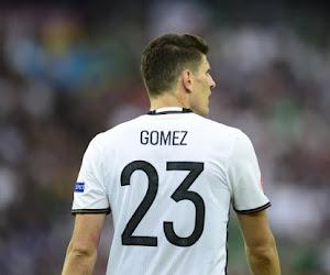 Mario Gomez raccroche les crampons