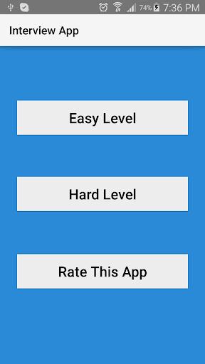 Interview App