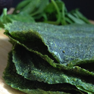 Spinach Wraps