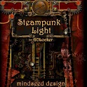 Steampunk Light GOLocker Theme icon