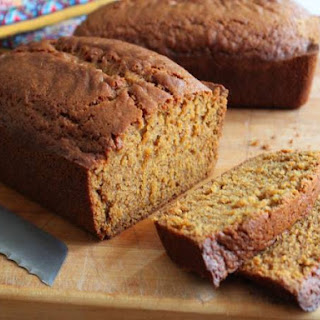 Classic Gluten-Free Pumpkin Bread