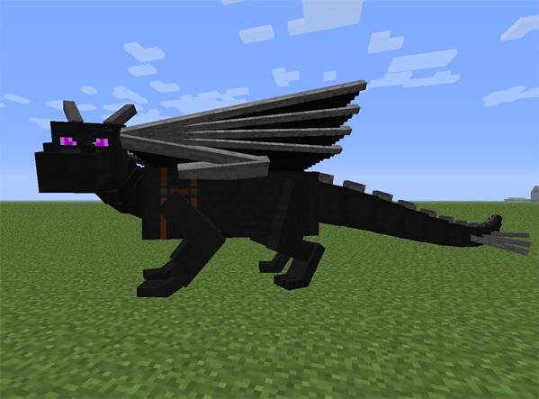 the ender dragon mod makes it possible to befriend ender dragon ender 7NX80UfA
