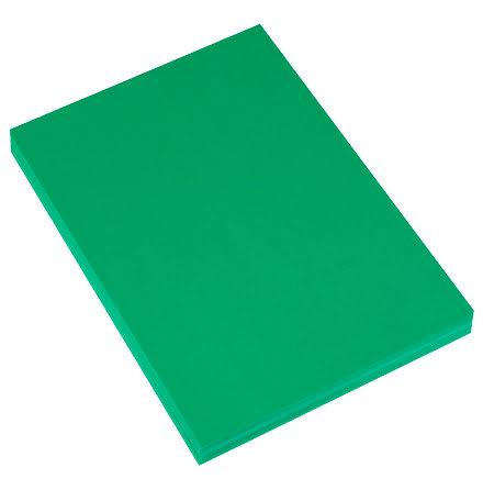 Kartong 45x64 klargrön 10/fp