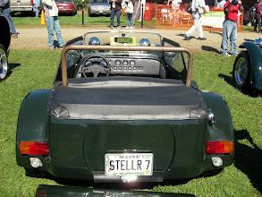 Photo: Westfield - Réplique de Lotus 7