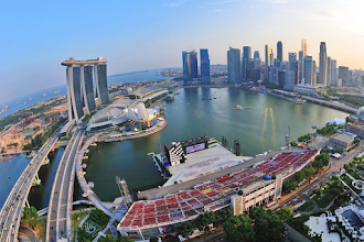 Things to do in Marina Bay