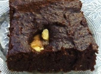 Low Fat Chocolate Fudge Brownies Recipe