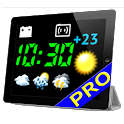 Weather Night Dock PRO icon